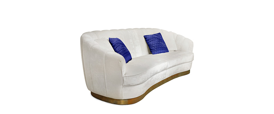 Pearl Sofa By Brabbu Demorais International