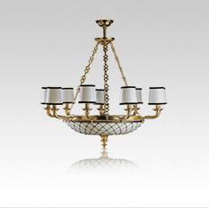 Sigma chandelier
