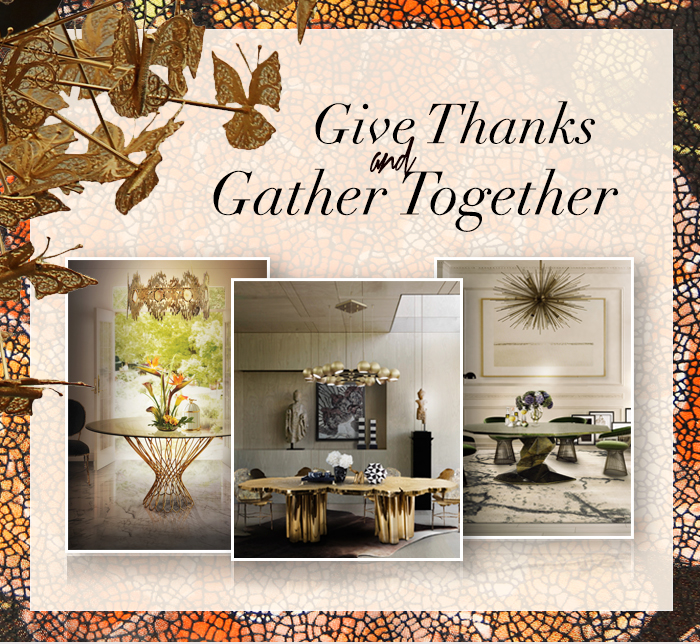 Give Thanks and Gather Together Demorais International