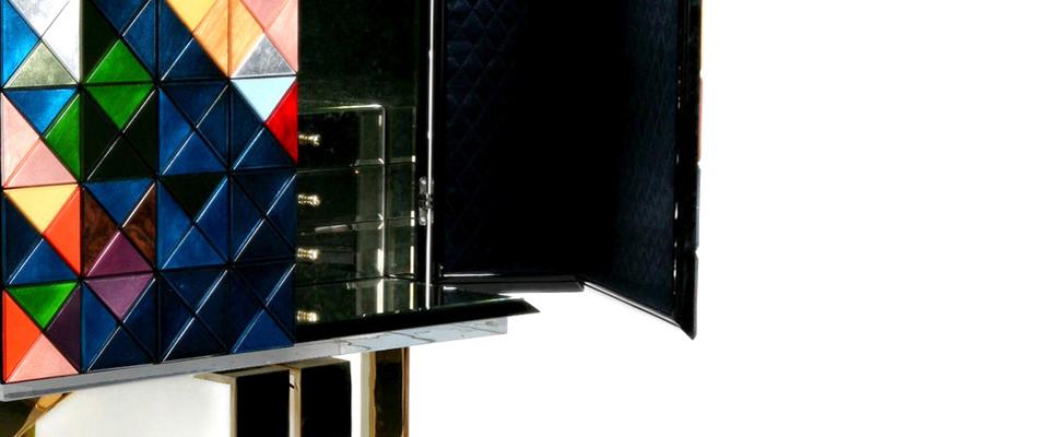 Pixel Cabinet By Boca Do Lobo Demorais International