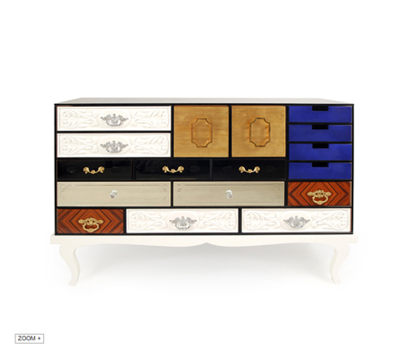 Soho Sideboard  Boca Do Lobo Love Happens