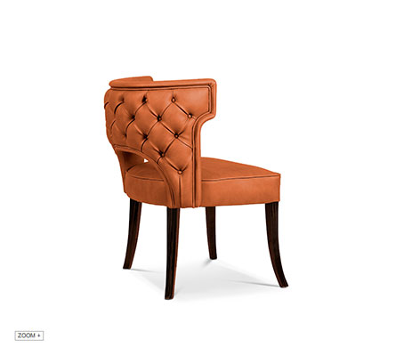 Kansas  Dining Chair  Brabbu Love Happens