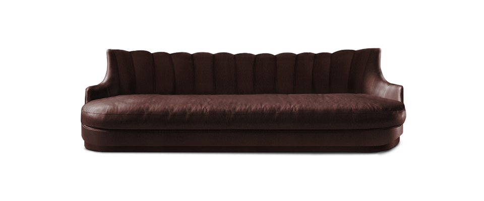Plum  Sofa  Brabbu Love Happens