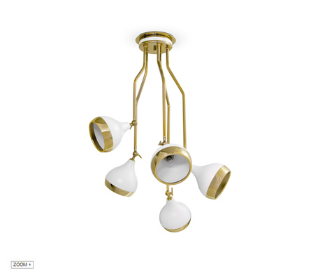 Hanna ceiling  Chandelier  Delightfull Love Happens