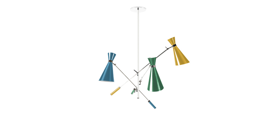 Stanley  Chandelier  Delightfull Love Happens