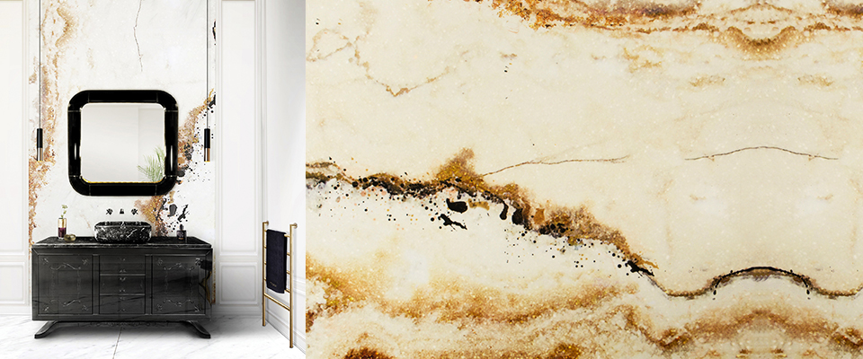 Gold Onyx Surface Maison Valentina Love Happens