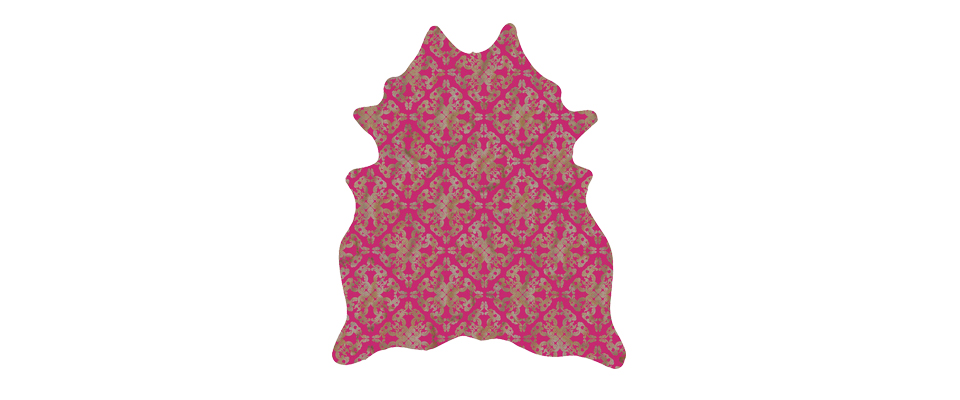 Days Of Old Fuchsia Rug Miyabi Casa Love Happens