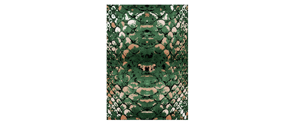 Reptilus Rug Rug&#39Society Love Happens