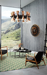 CHARLES CHANDELIER by Delightfull