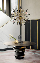 OUTBURST CHANDELIER by Koket