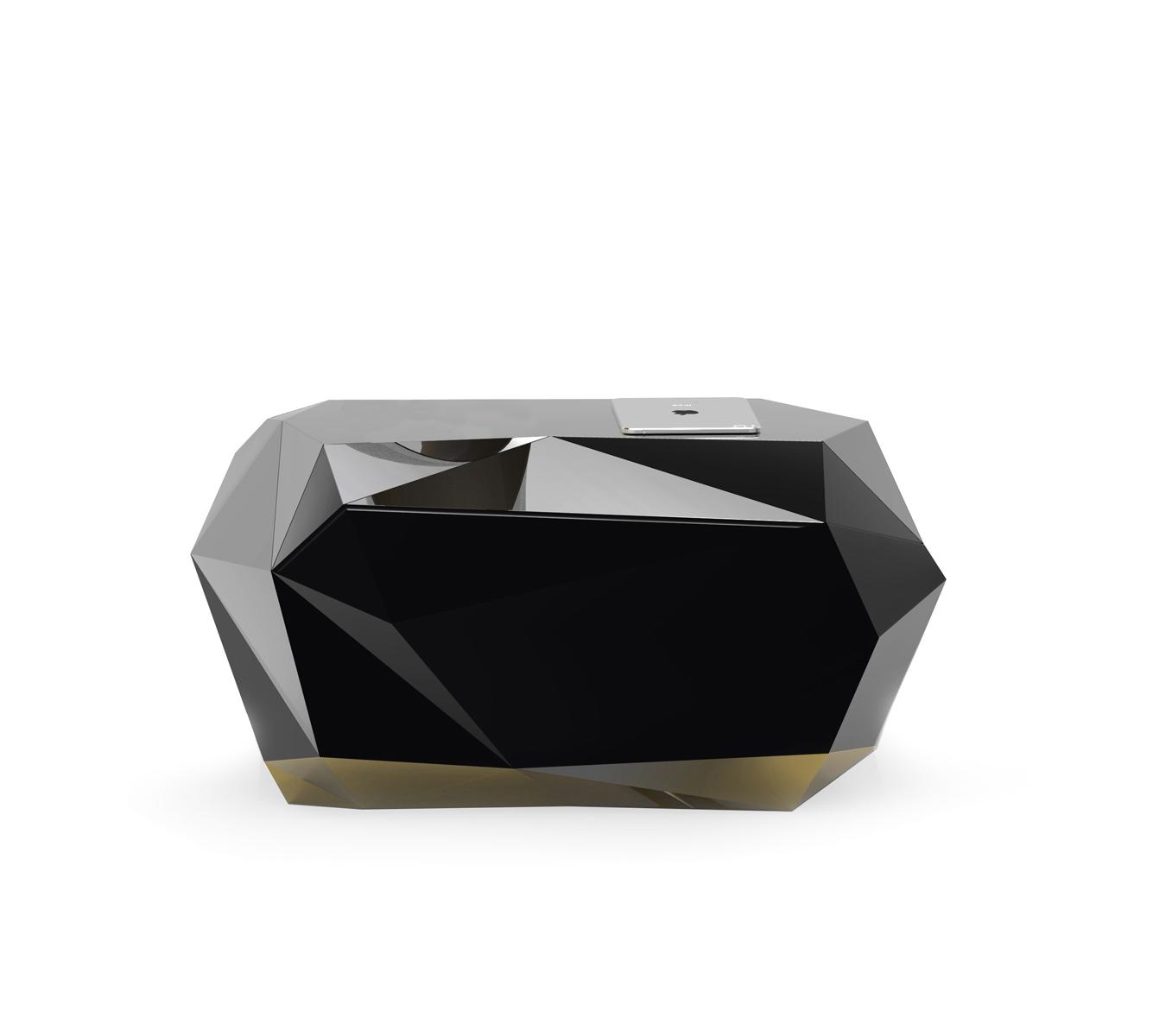 Diamond Nightstand By Boca Do Lobo Demorais International