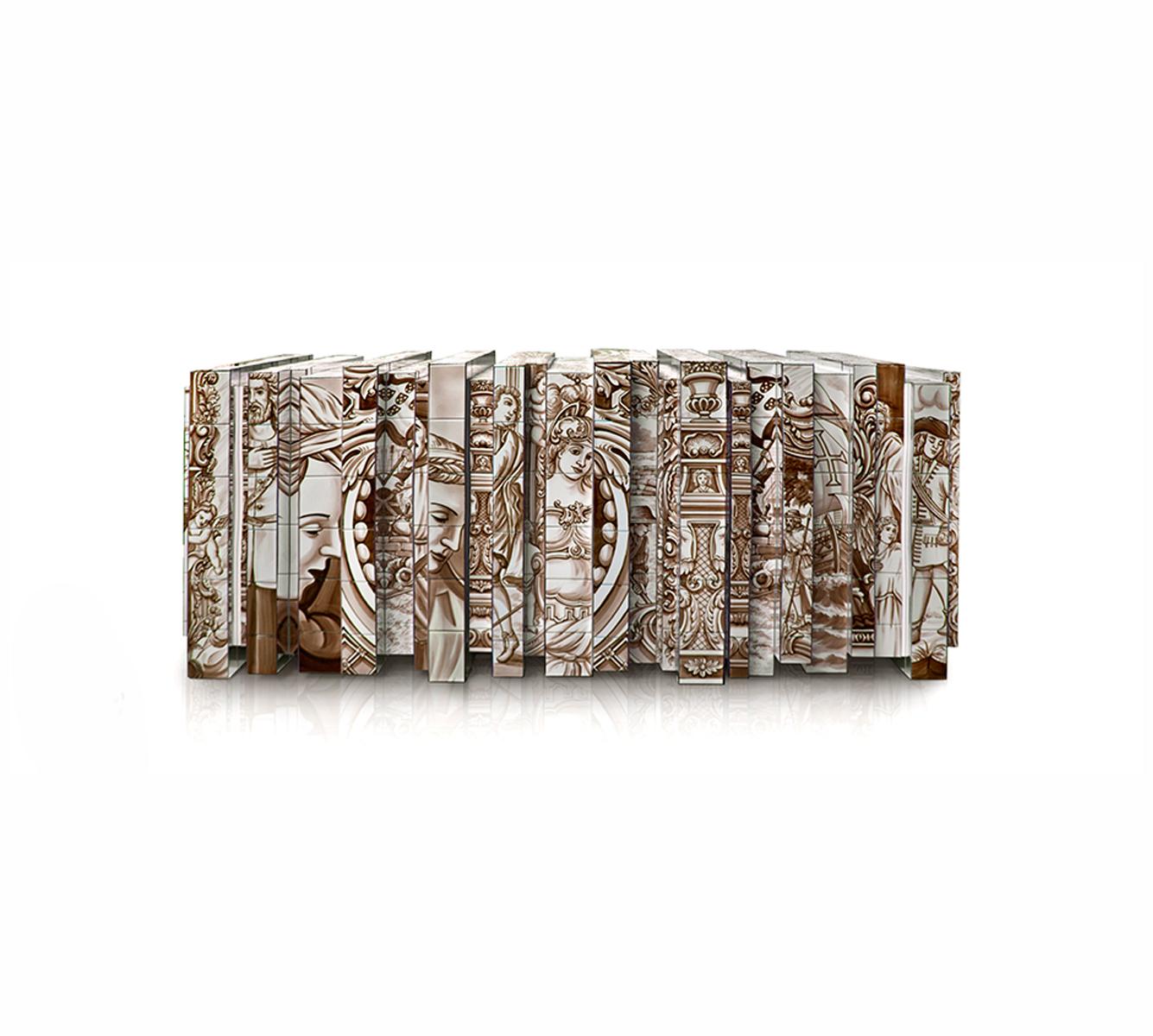 Heritage Sepia Sideboard by Boca Do Lobo | DEMORAIS INTERNATIONAL